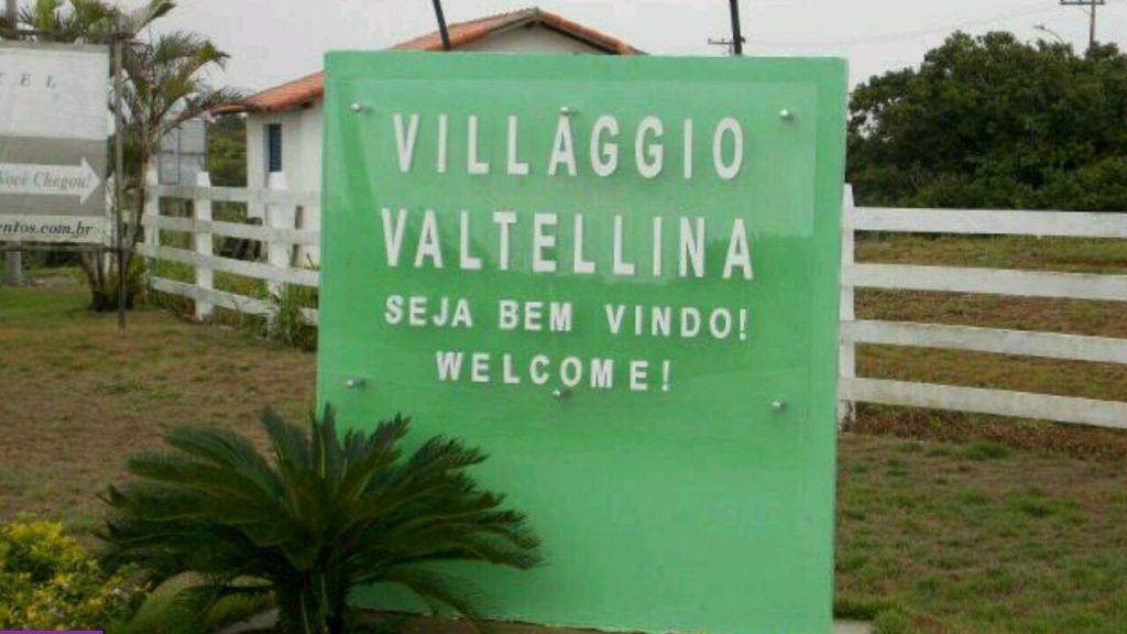 Terreno no Condomínio Villagge Valtelllina