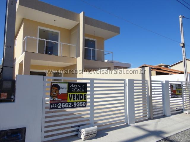 Casas Geminadas Super Aconchegantes no Condomínio Summer Beach!