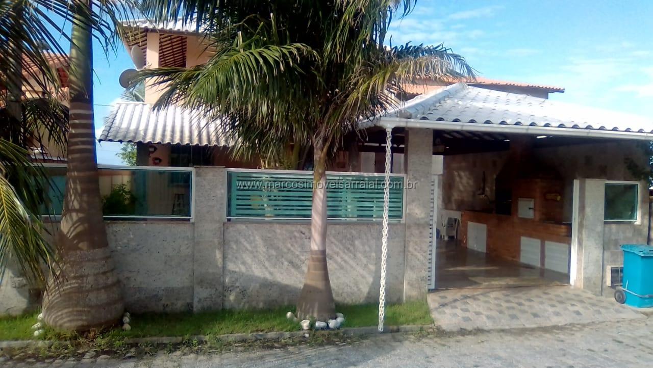 Excelente Imóvel no Caribe Brasileiro – Condomínio Lagoa Azul – Arraial do Cabo