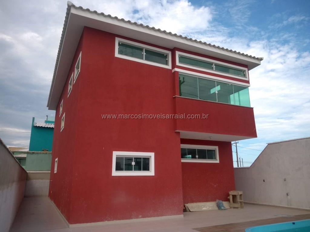 Casa nova primeira locação. Condomínio Summer Beach -Arraial do Cabo