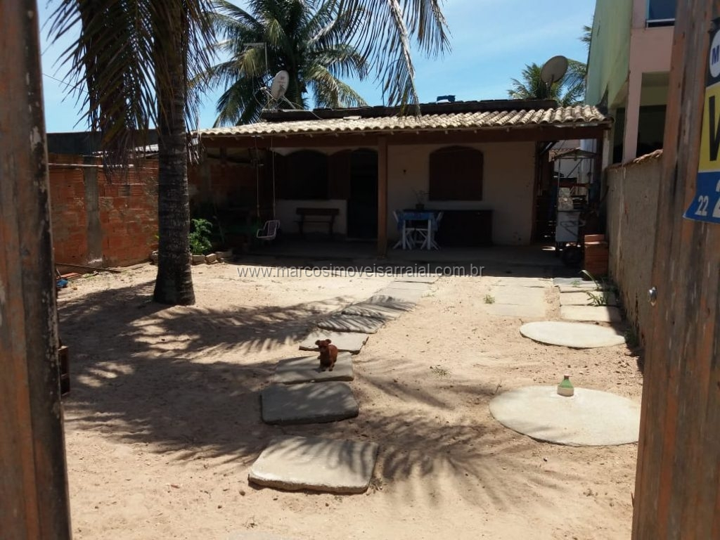 Casa independente no Parque da Figueira em Arraial do Cabo