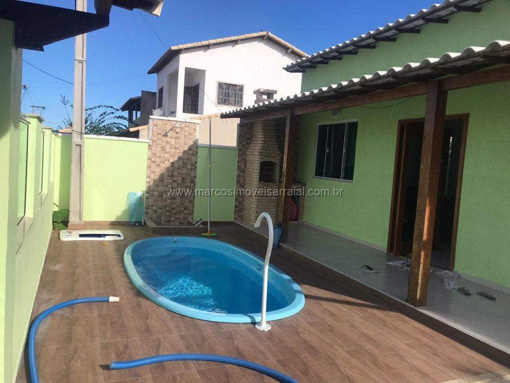 Linda casa dentro do Condomínio Summer Beach em Arraial do Cabo