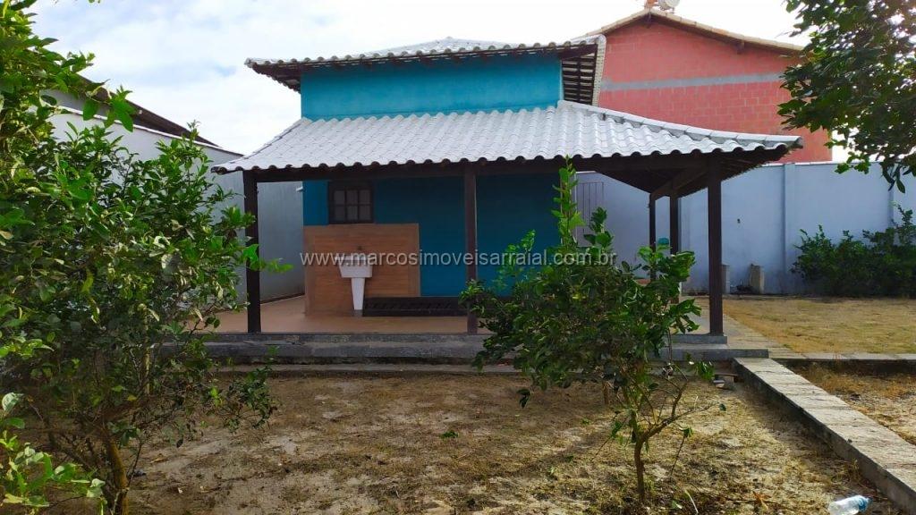 Casa independente com linda vista para a lagoa, Figueira.