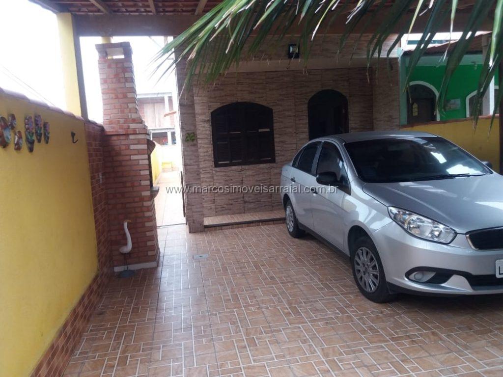 Casa independente no centro de Monte Alto -Arraial do Cabo