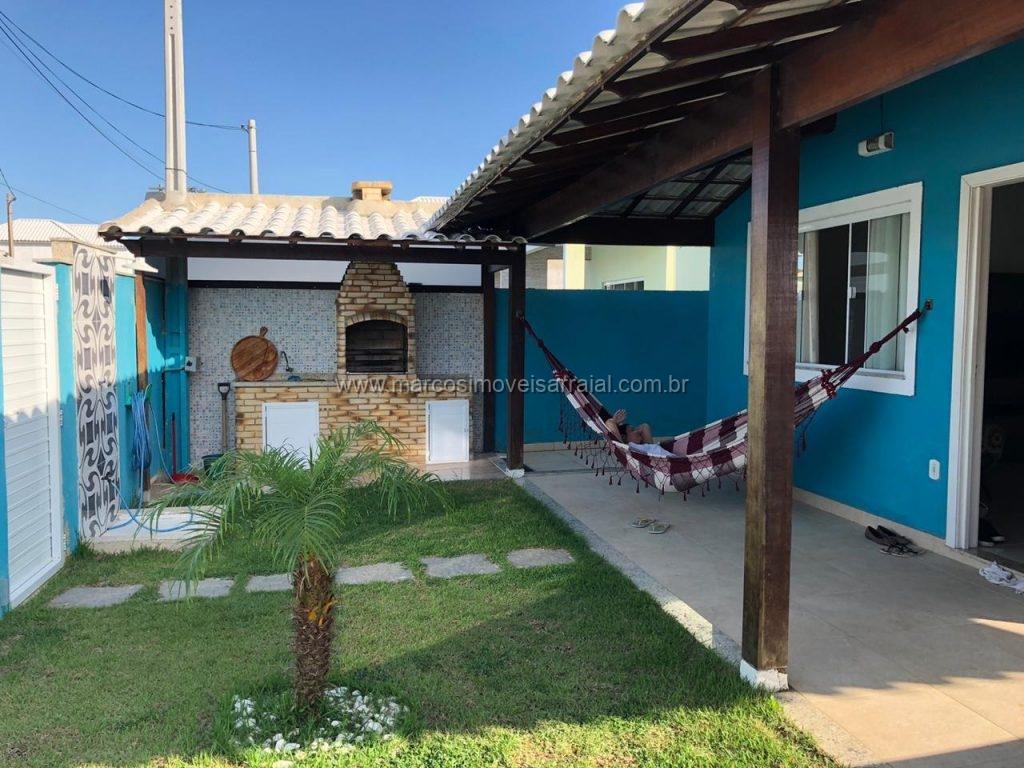 Oportunidade linda casa a venda no Condomínio Lagoa Azul em Arraial do Cabo.