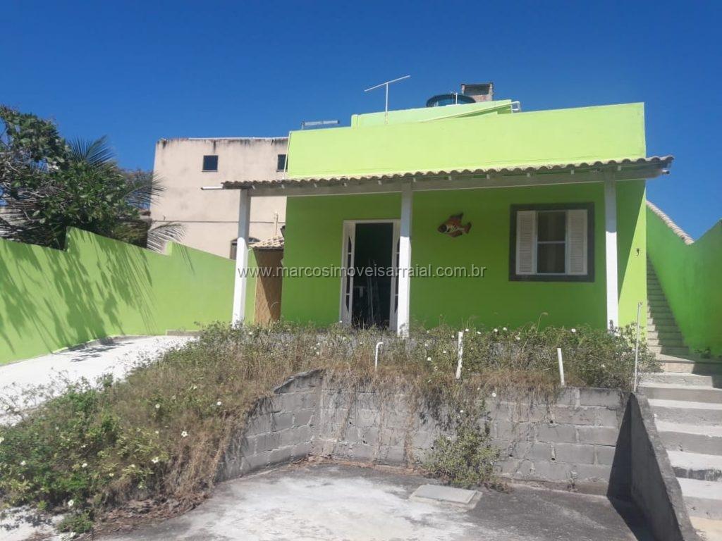 Casa independente no centro de Monte Alto, Arraial do Cabo.