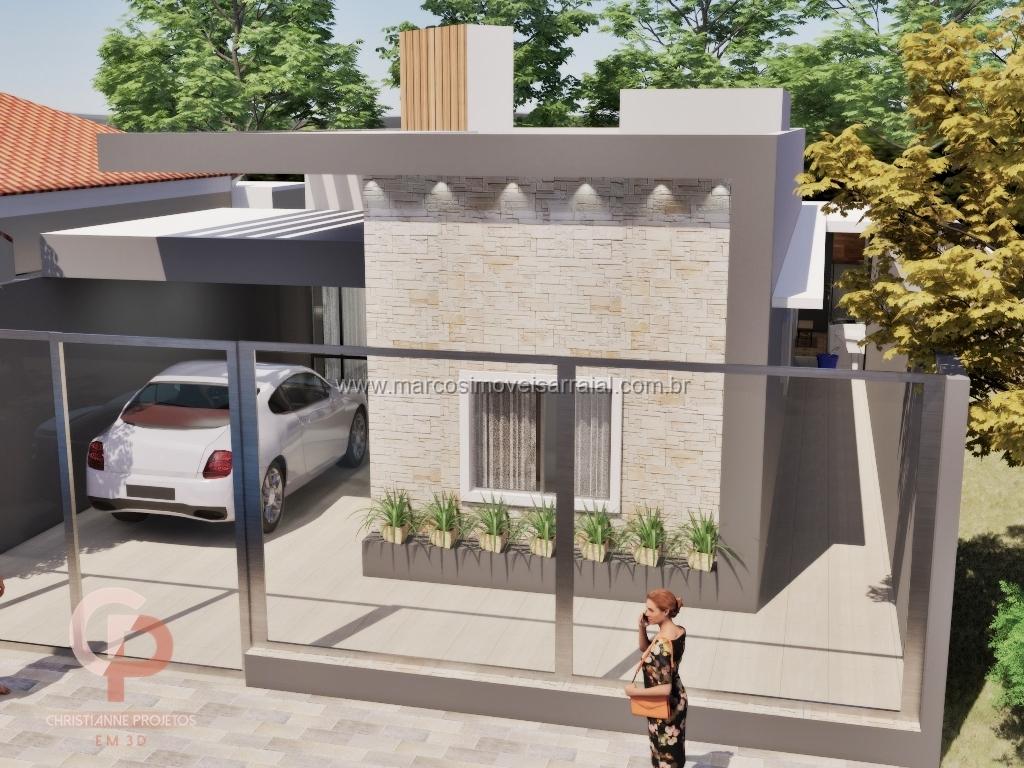 Casa dentro de condomínio com ótima infraestrutura