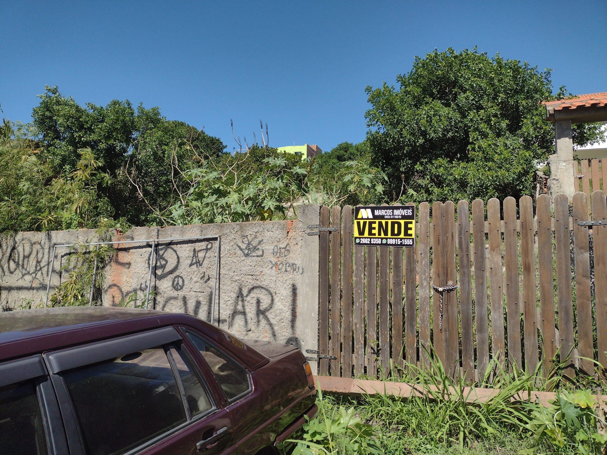 Terreno Comercial em Figueira – Arraial do Cabo