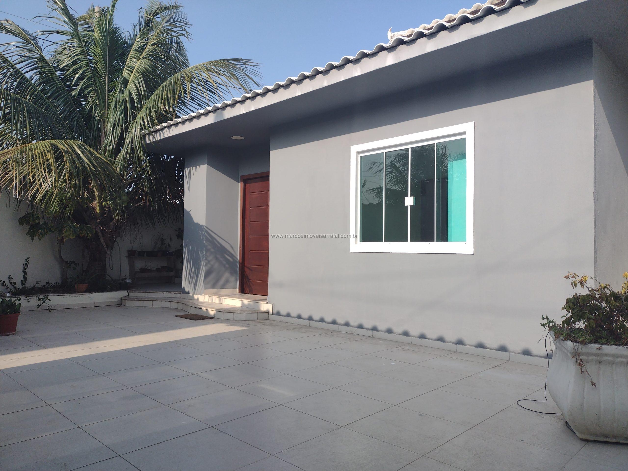 Casa em fino acabamento em Arraial do Cabo