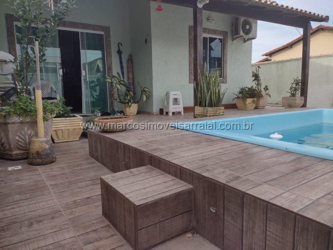Casa em condomínio- Monte Alto – Arraial do Cabo